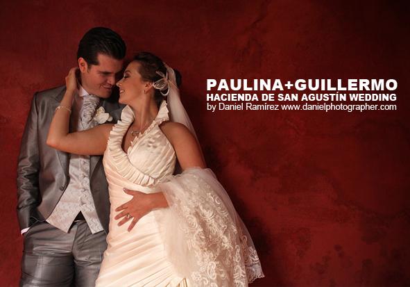 Paulina + Guillermo - Hacienda de San Agustin - Bodas en Atlixco, Puebla