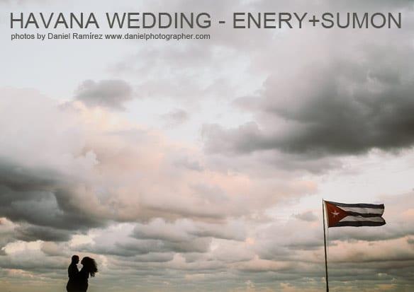Boda en La Habana, Cuba - Havana Wedding Photographer - Daniel Ramírez