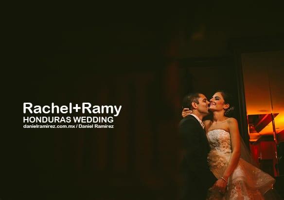 Rachel + Ramy - Boda en San Pedro Sula, Honduras - Fotógrafo en Honduras Wedding Photographer