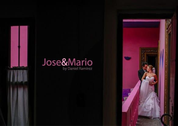 Fotografos en Puebla / Jose + Mario / Boda en Museo Virreinal