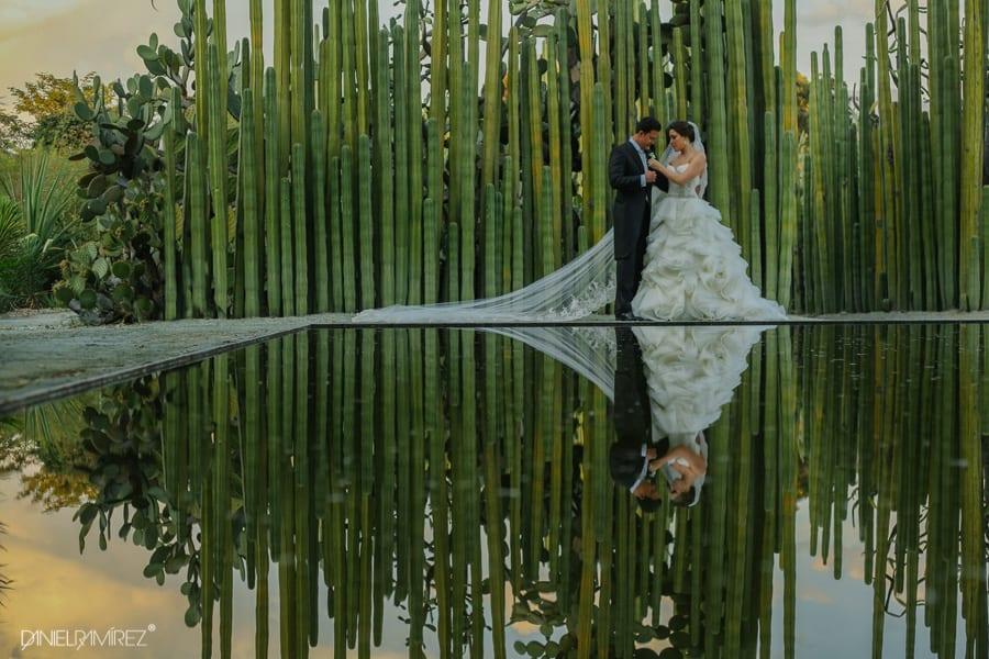 Boda jardin etnobotanico oaxaca fotografos de bodas for Jardin oaxaca