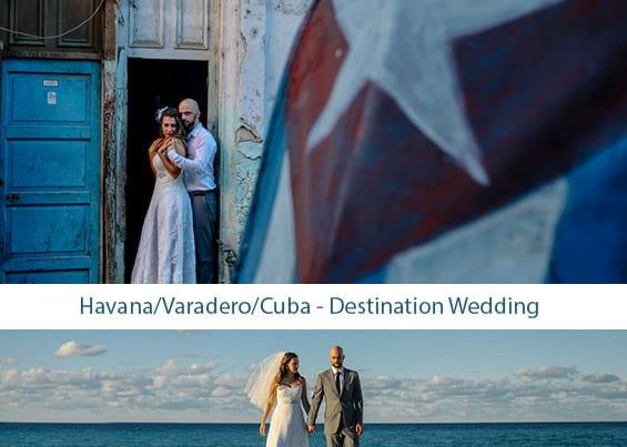 Varadero & Havana, Cuba Wedding - Thais + Fabricio / Varadero Wedding Photographers