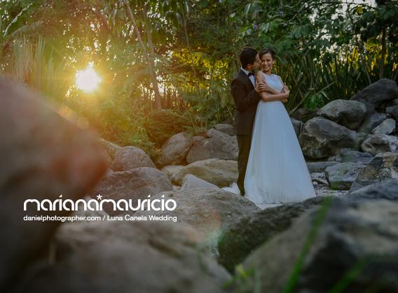 Mariana & Mauricio - Bodas en Luna Canela