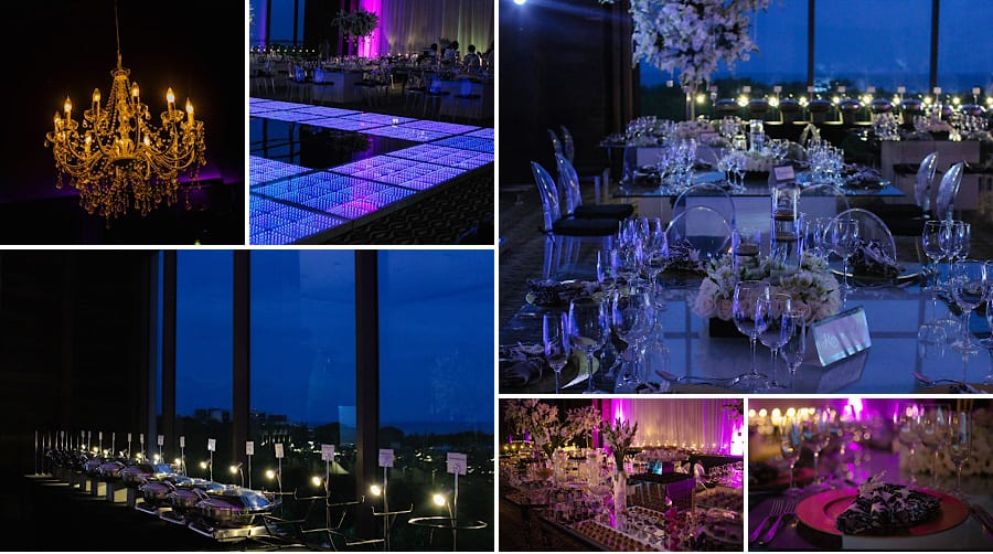 cancun decoration weddings