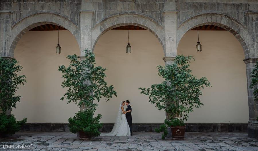 boda en colegio vizcainas