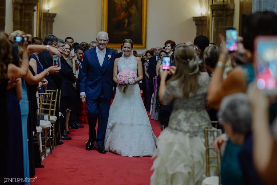 bodas en colegio vizcainas