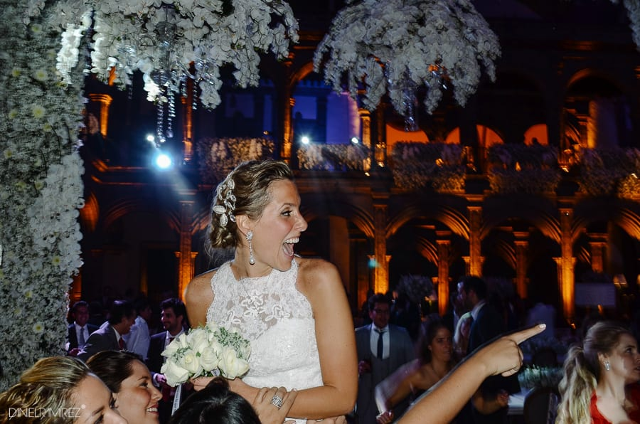 fotos de boda en colegio vizcainas