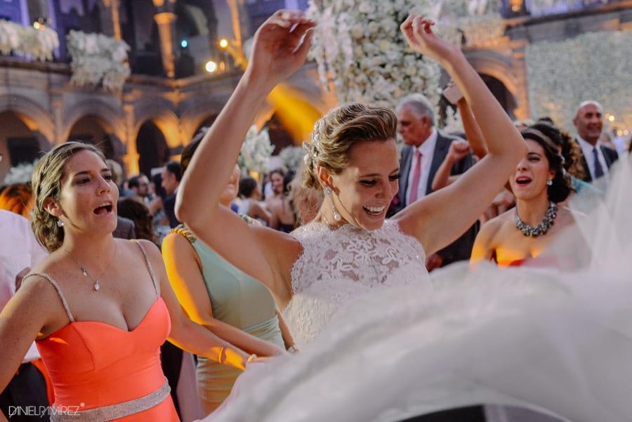 bodas colegio vizcainas
