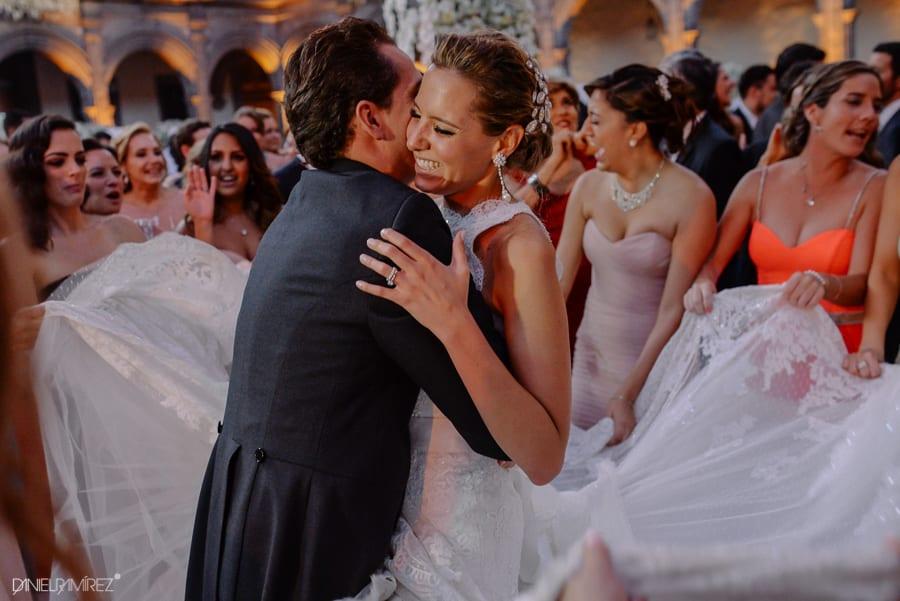 fotos bodas colegio vizcainas