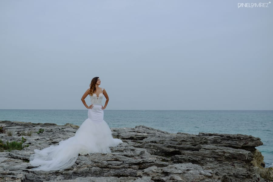 wedding dress playa del carmen