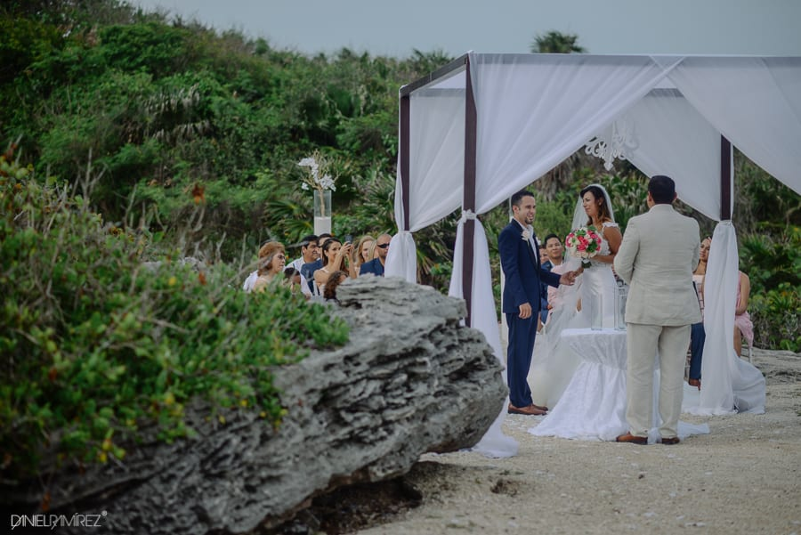 xcaret mayan weddings