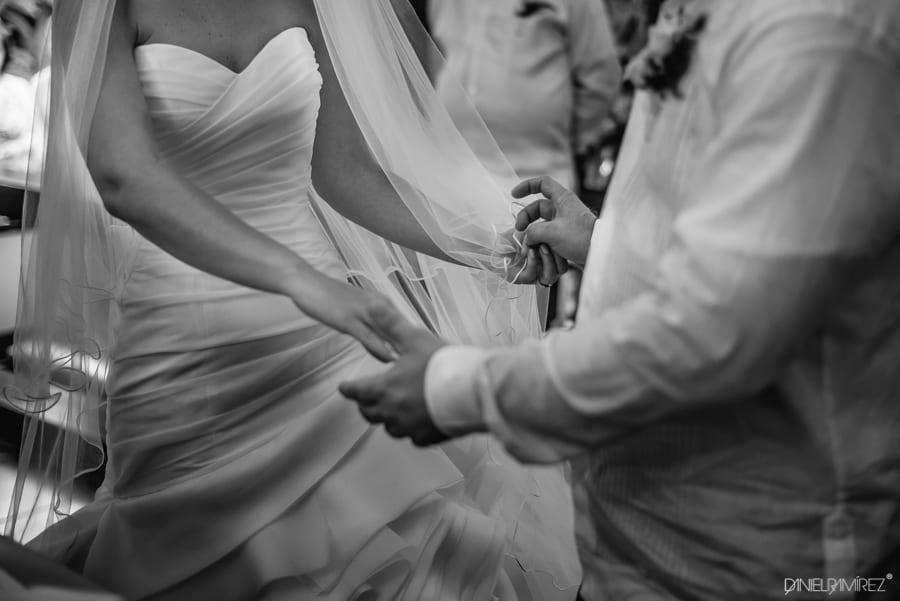 fotos de bodas en finca garullo
