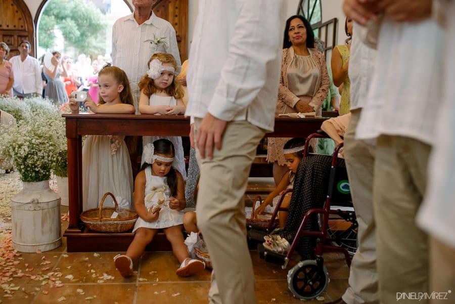 pages en boda de dia