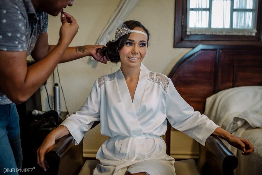 maquillaje de novia en veracruz