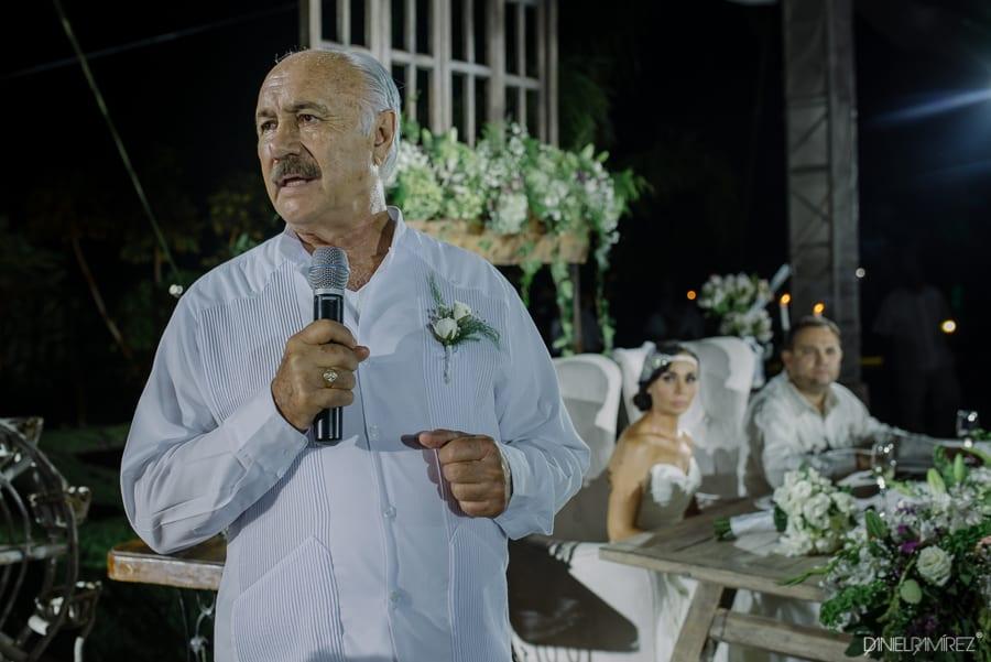 boda familia thomas