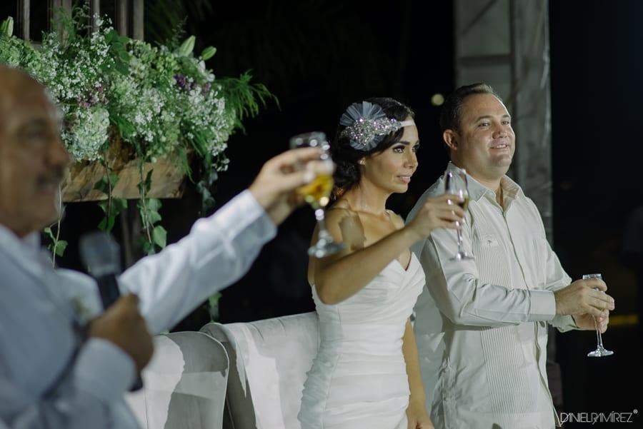 brindis de bodas