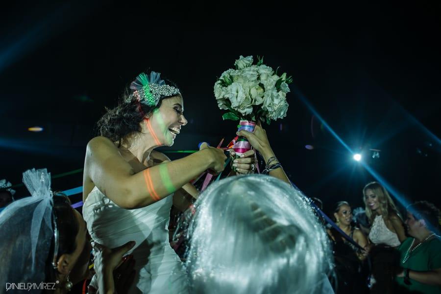 bodas ramo y liga