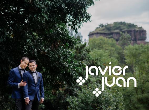 Javier & Juan - Boda en el Suspiro Tepoztlán