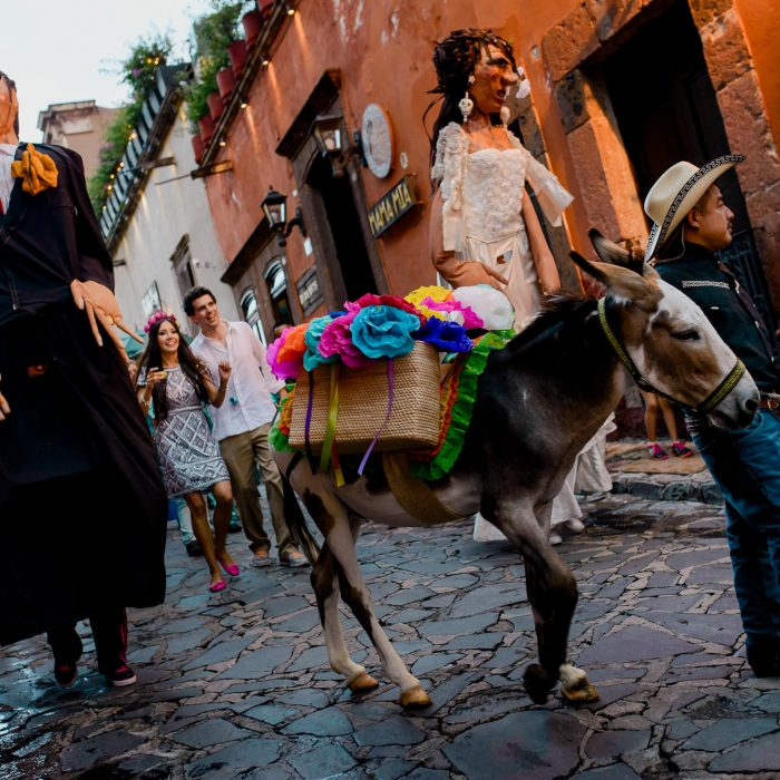 San Miguel de Allende Wedding - Maribel + Carlos - San Miguel Wedding Photos