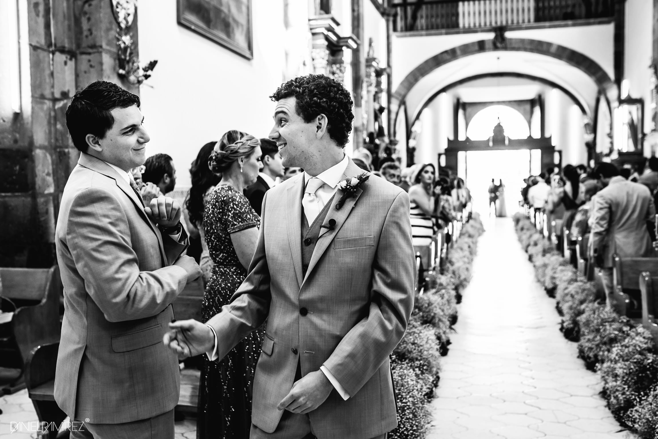 san miguel de allende church wedding