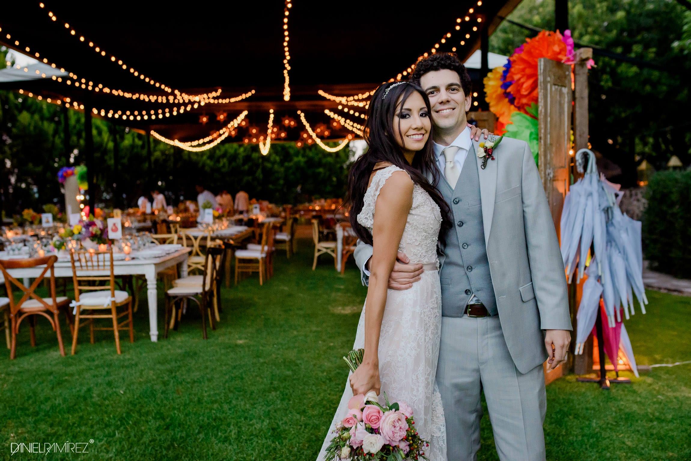 mexican decor wedding san miguel