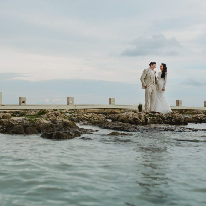 Mexico Wedding Photographer - Stephany + Kyle's Wedding in Playa del Carmen