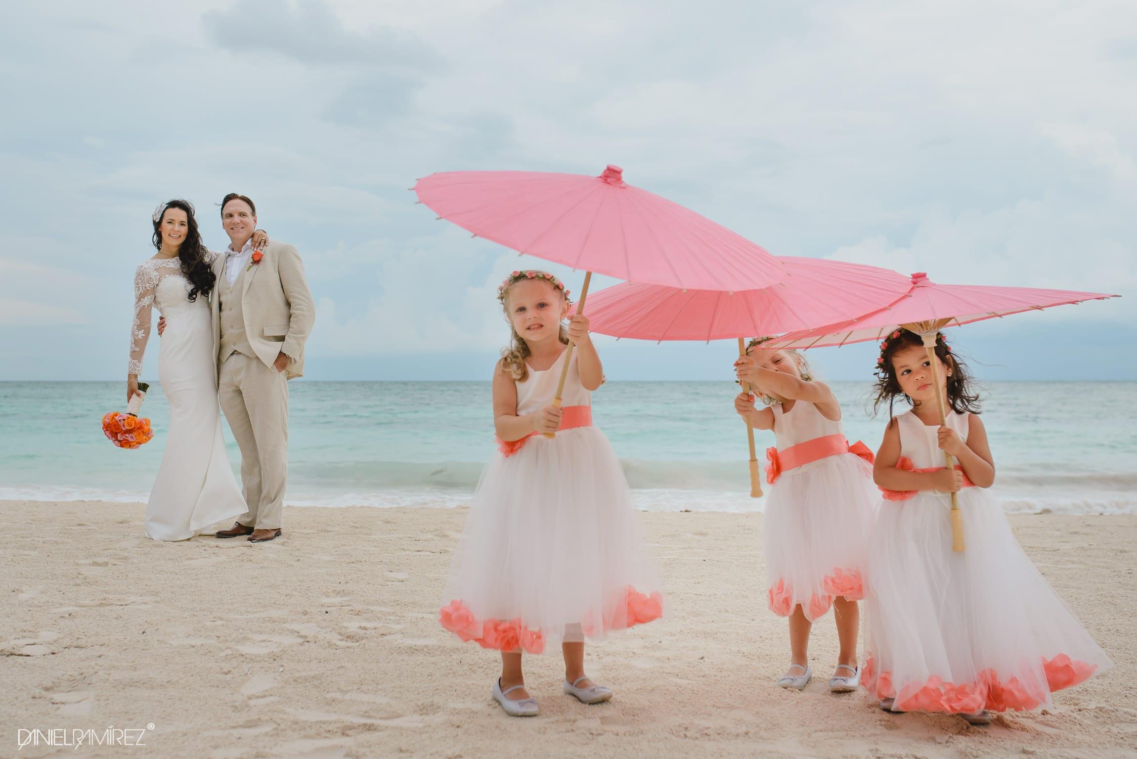 playa azul wedding ceremonies