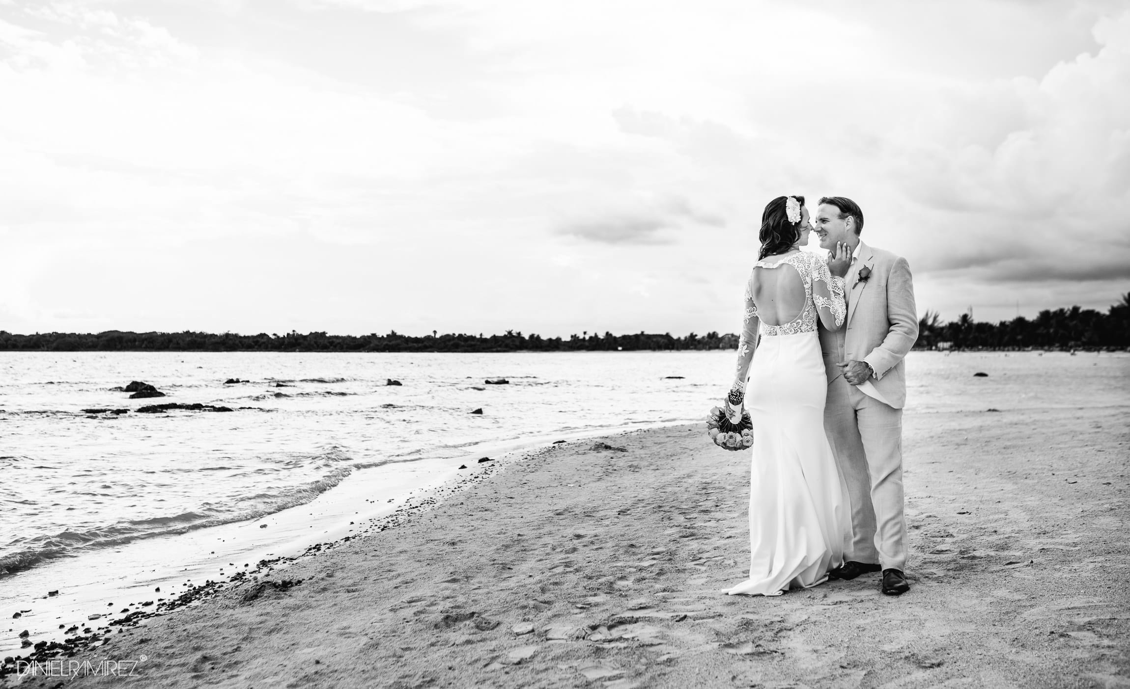 destination weddings in cancun photos