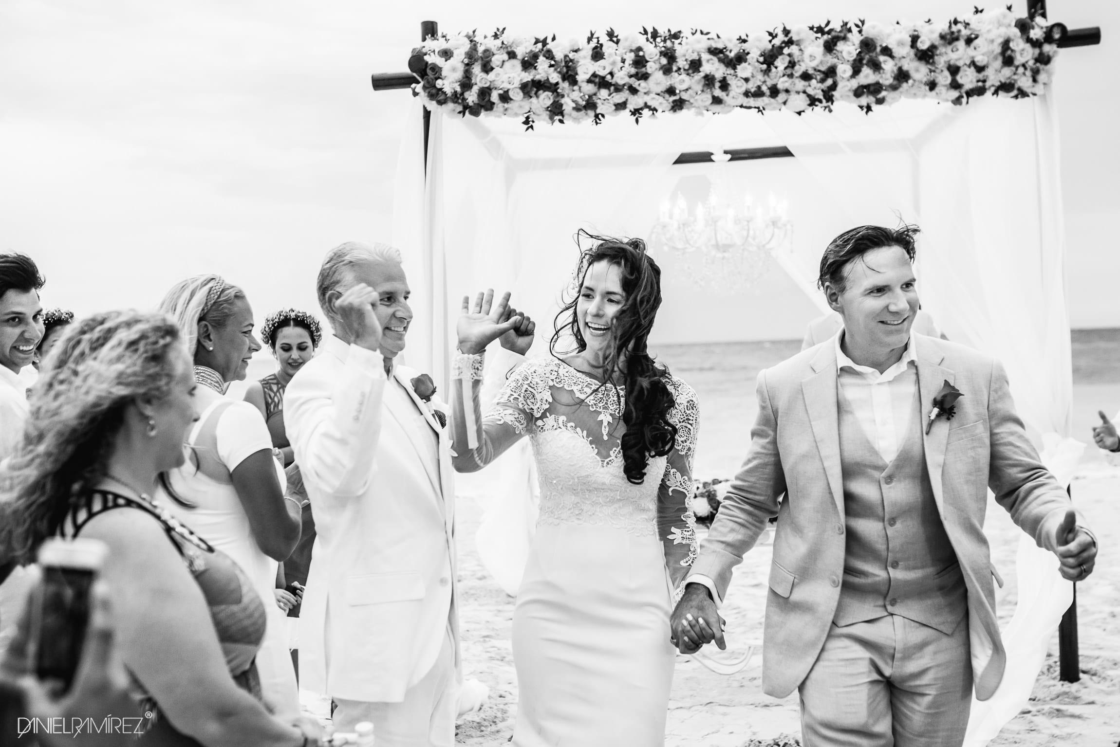 wedding photos in barcelo