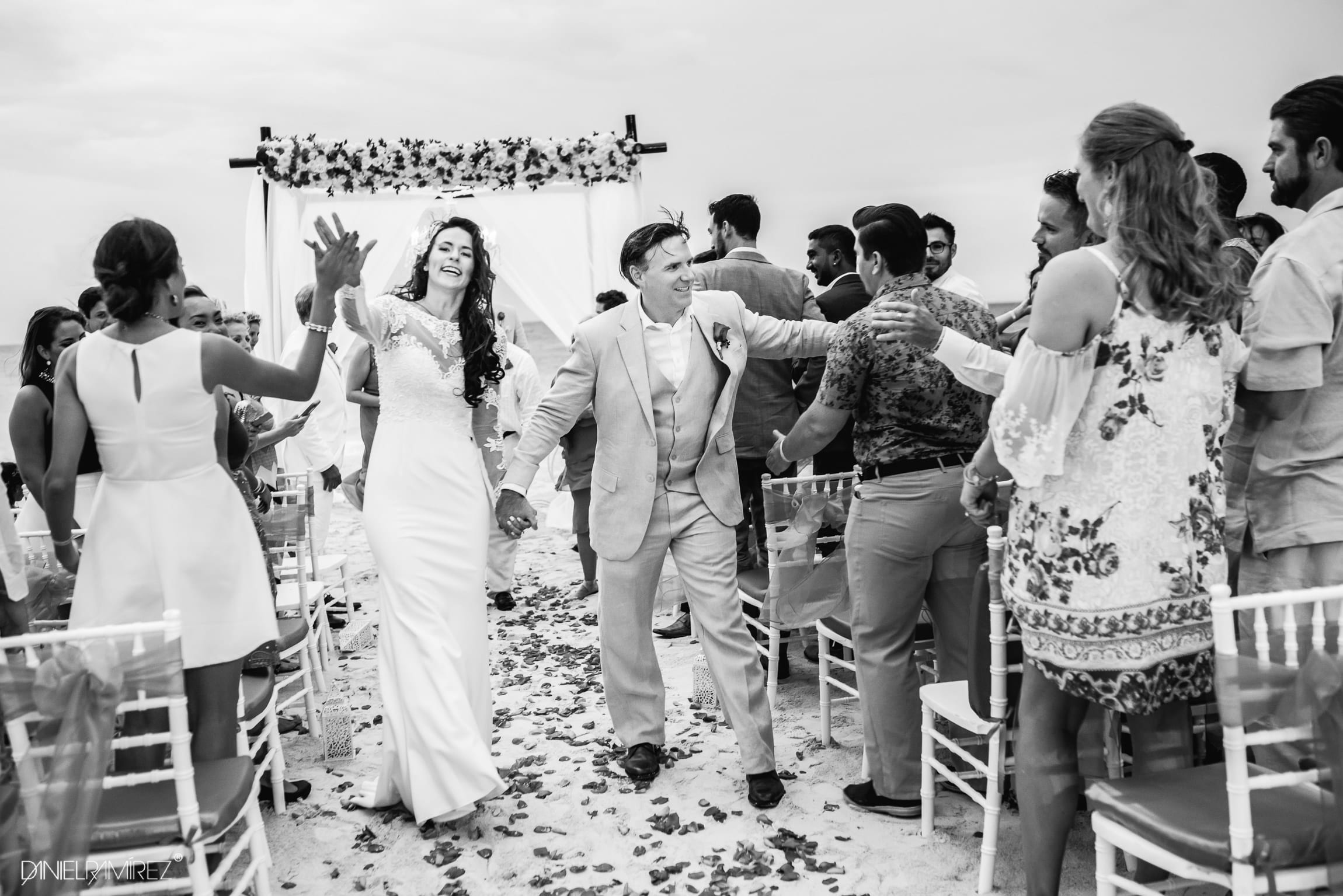 wedding in barcelo