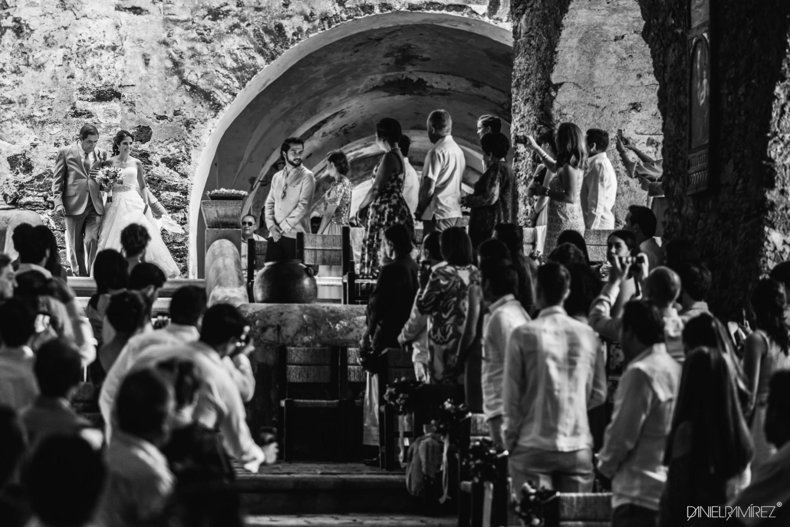 ceremonia hacienda chiconcuac