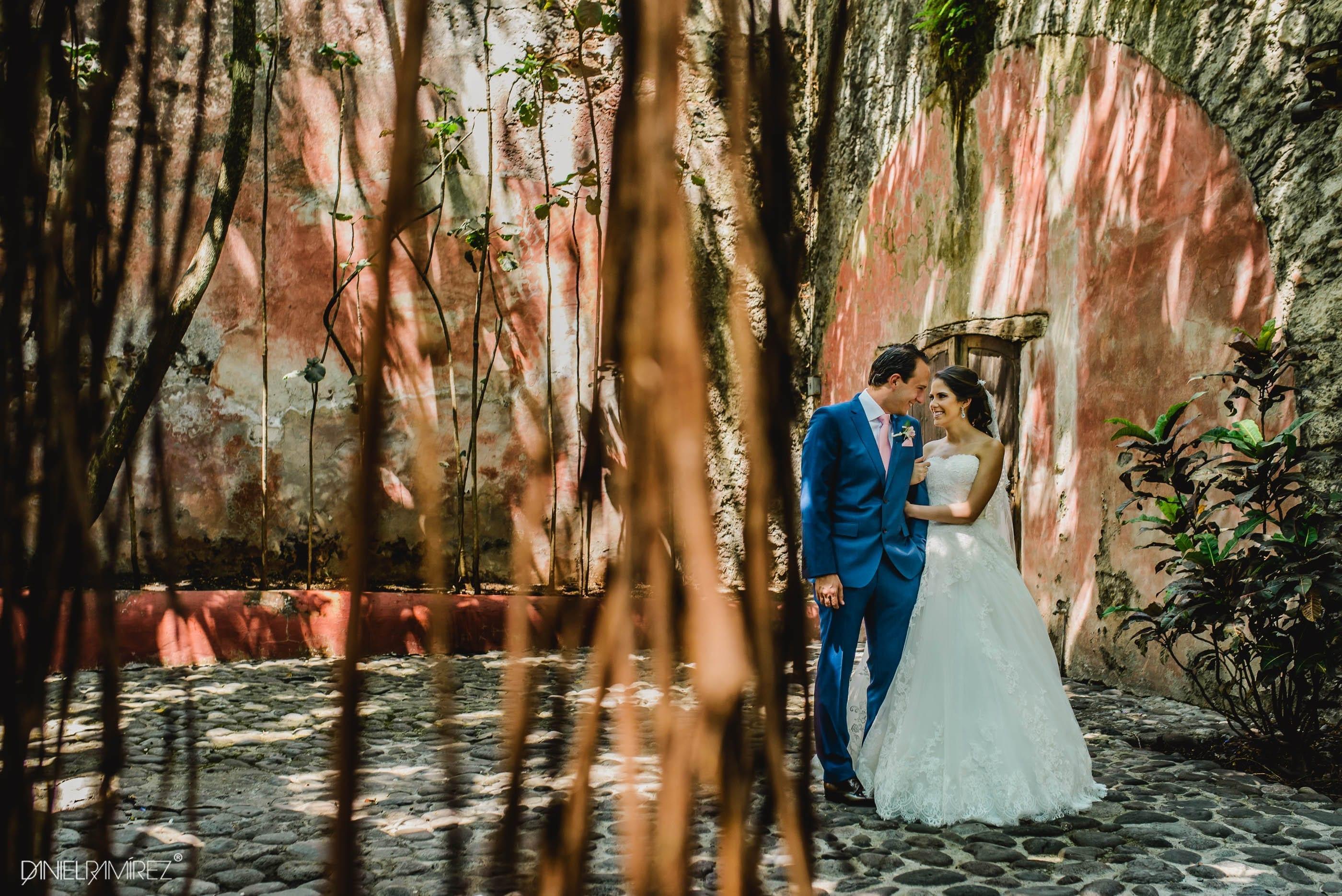 fotos boda hacienda chiconcuac