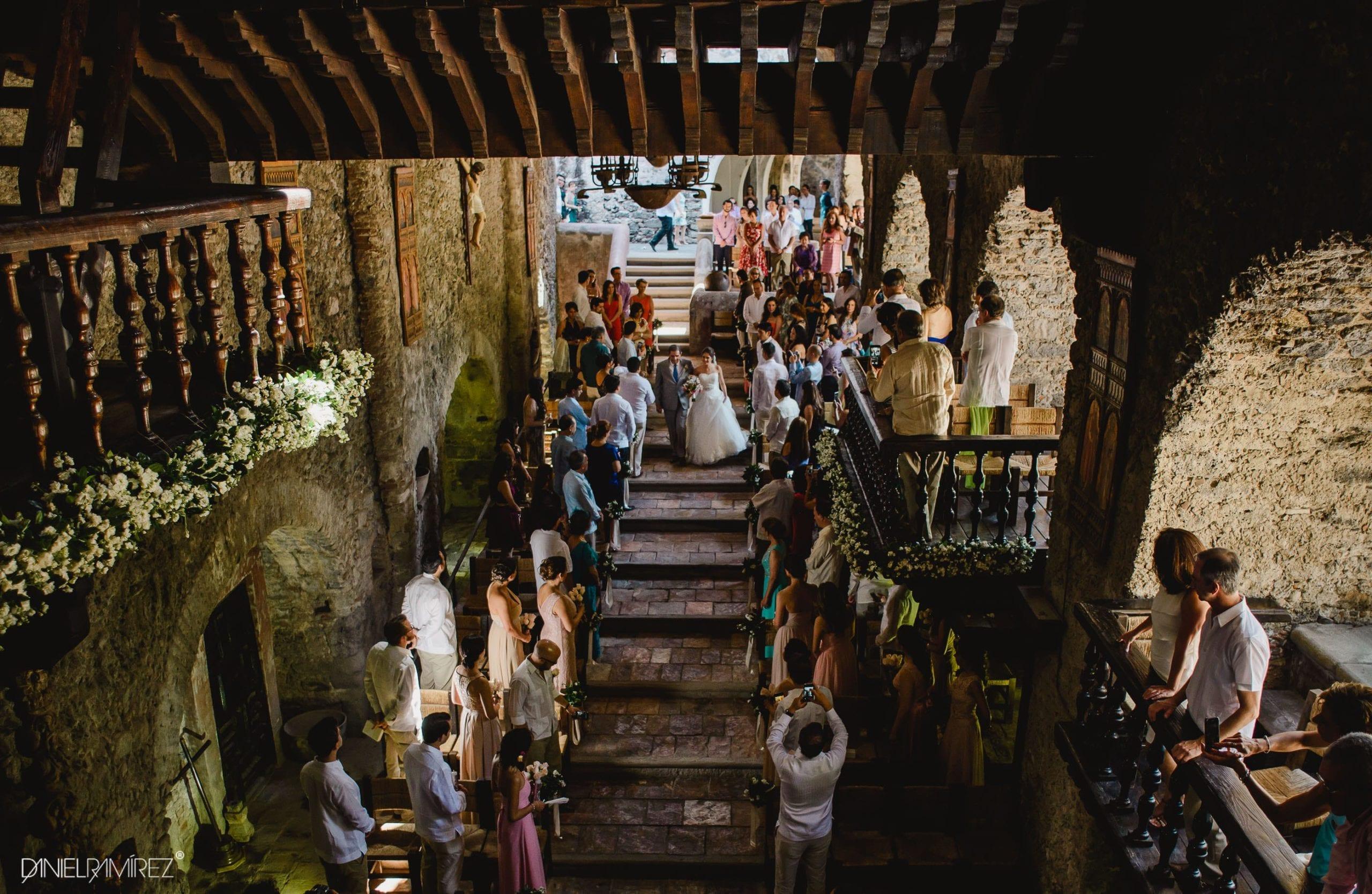 capilla hacienda chiconcuac