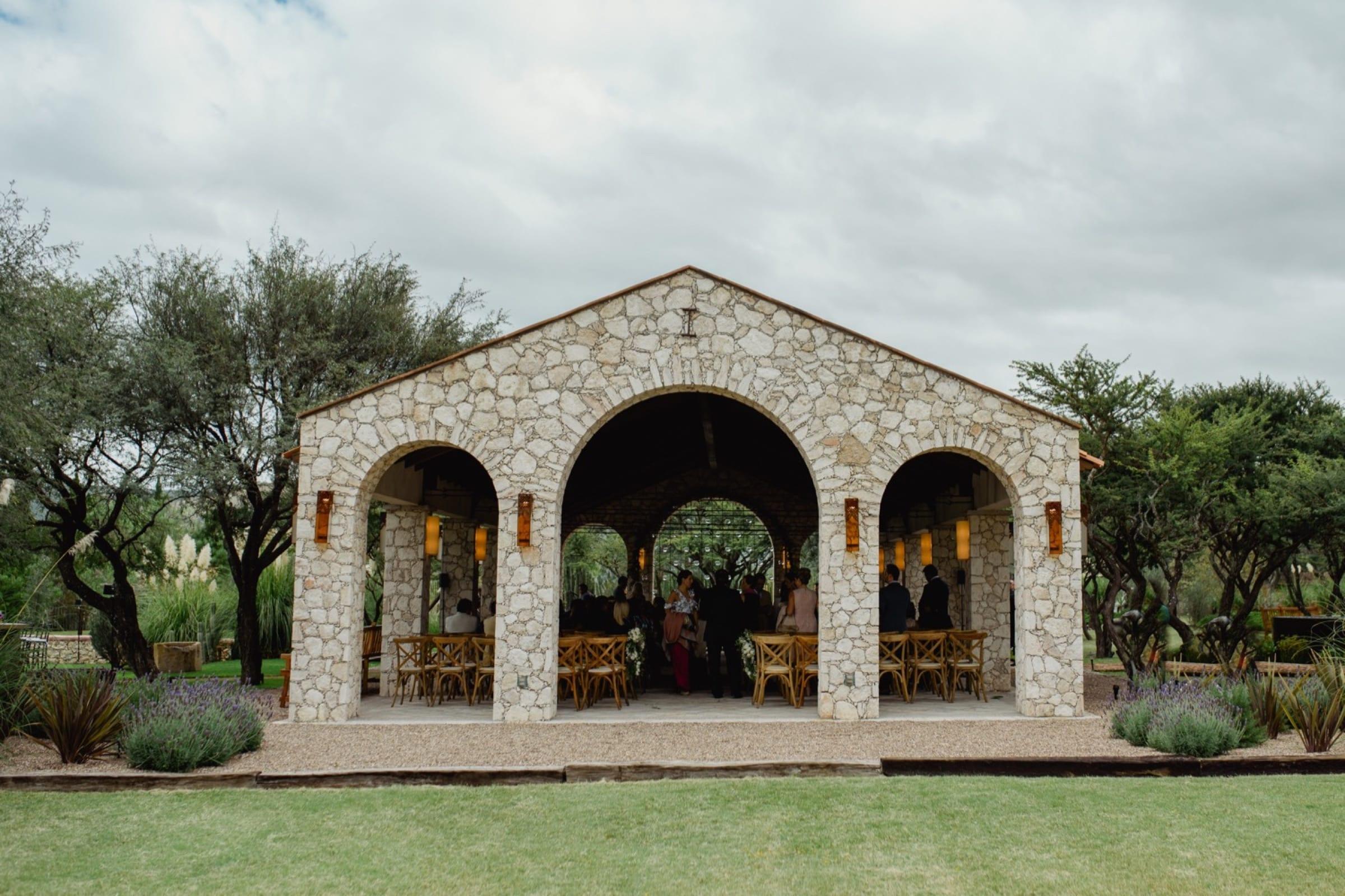 ceremonia rancho las sabinas