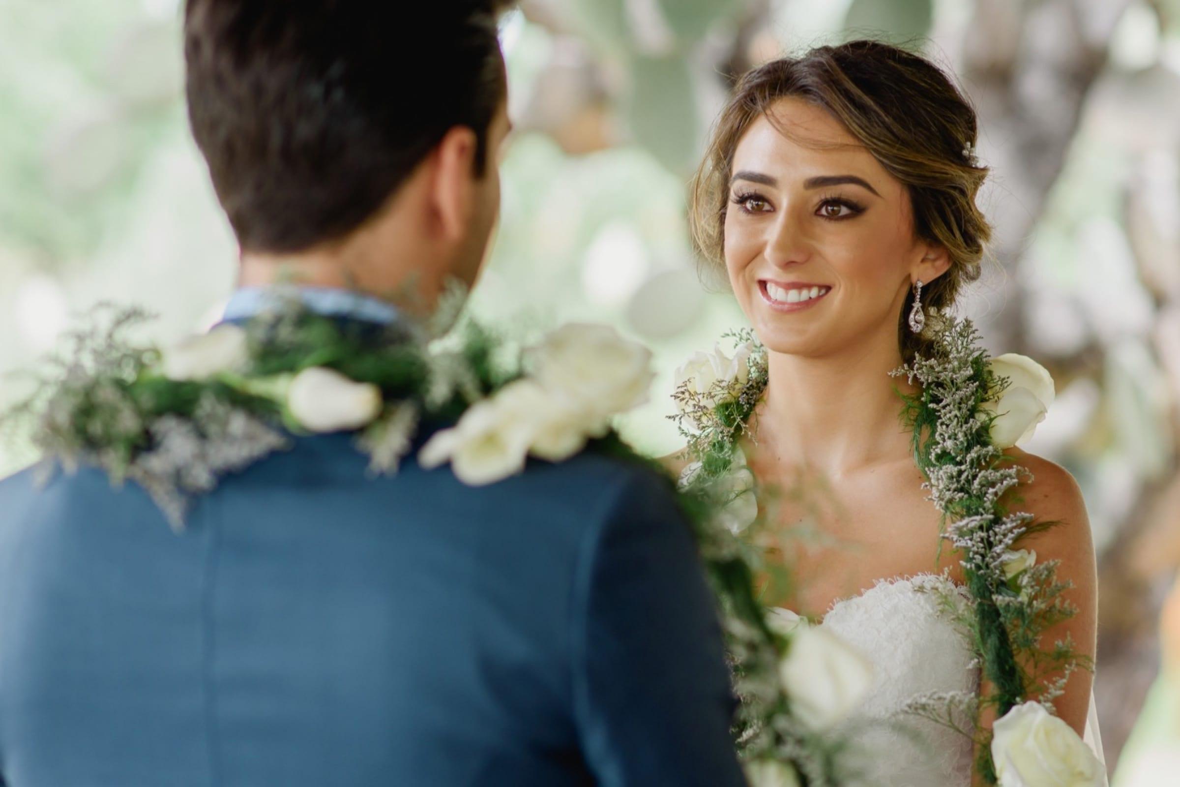 flores ceremonia boda
