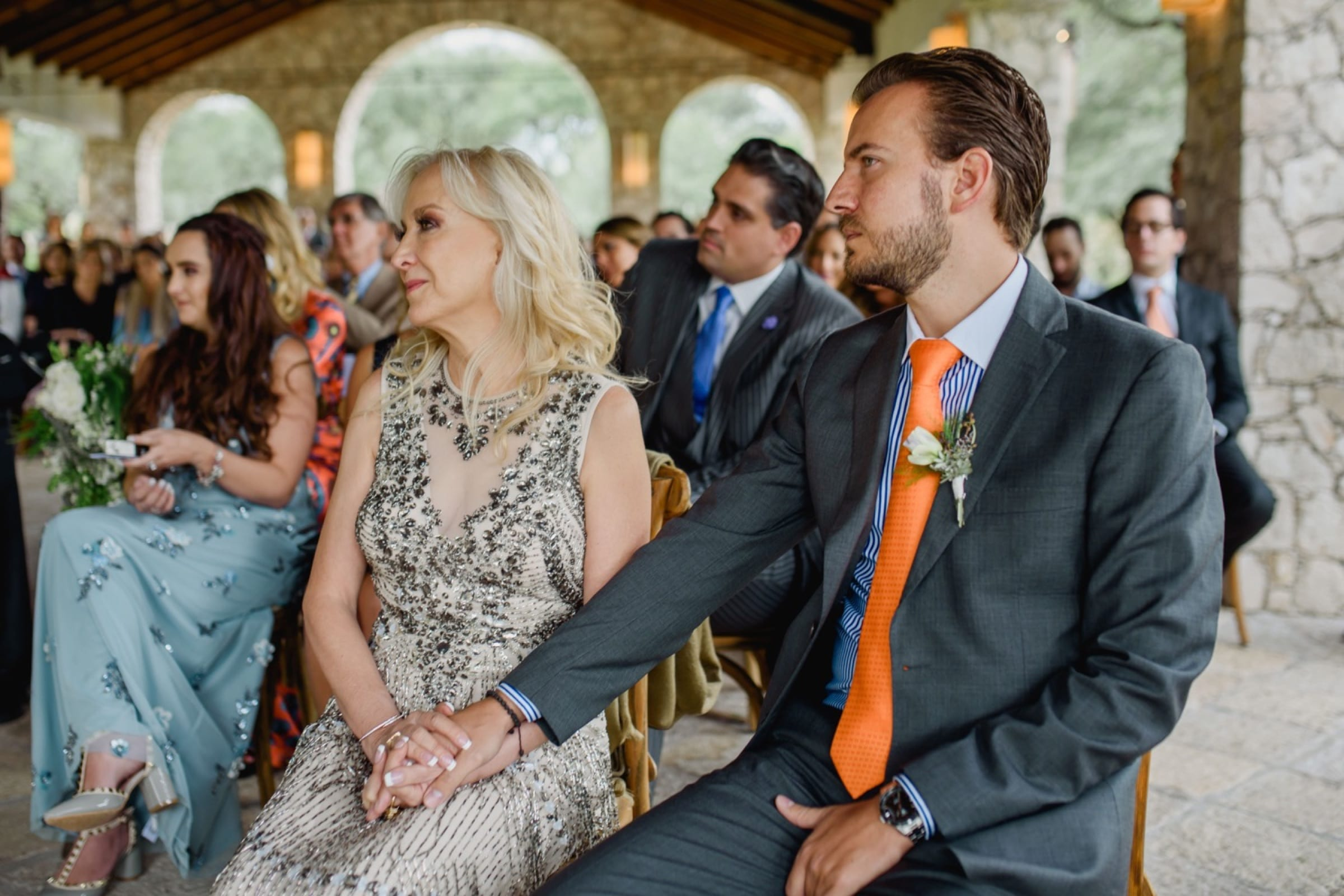 vestido boda mama novio