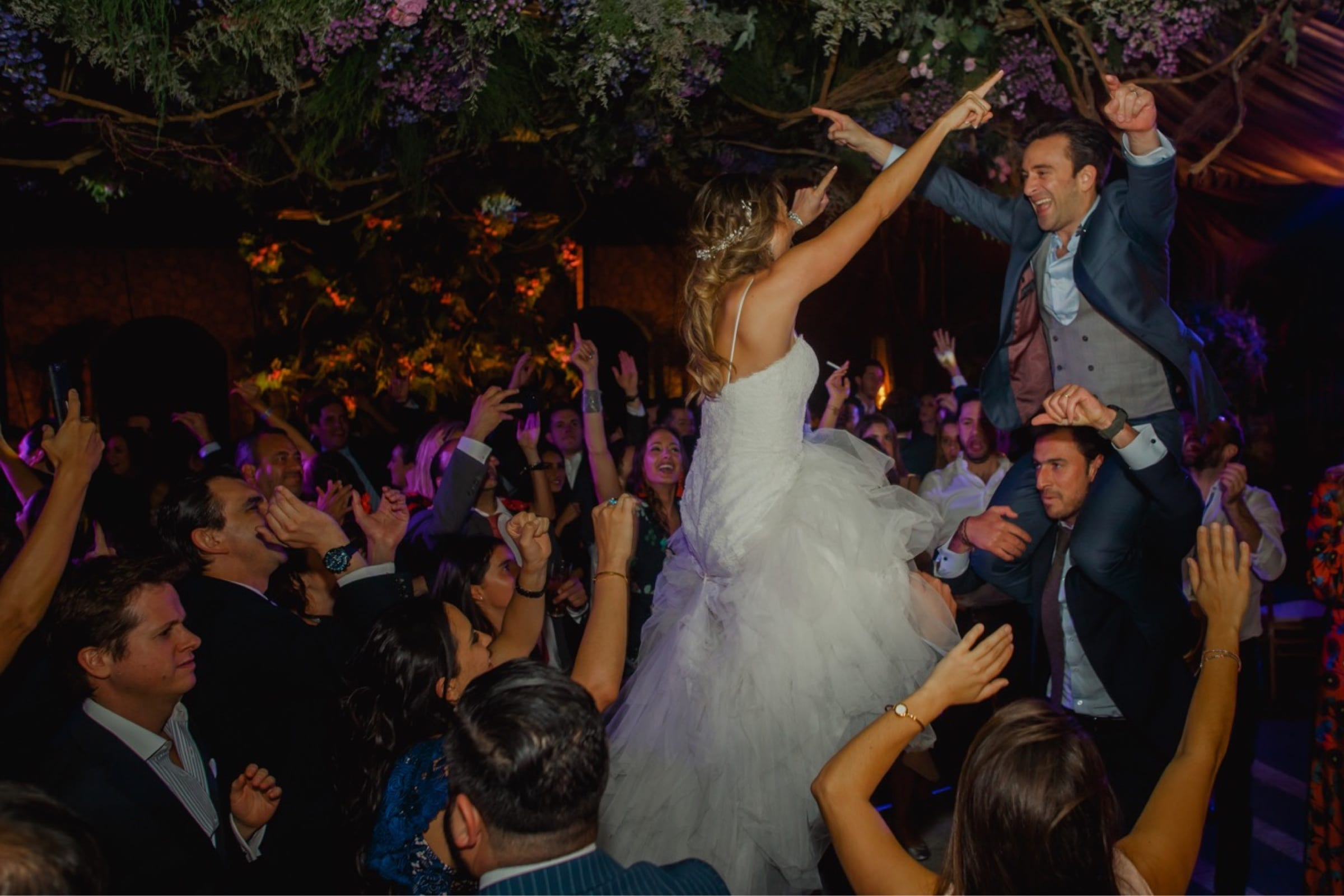 music party weddings san miguel