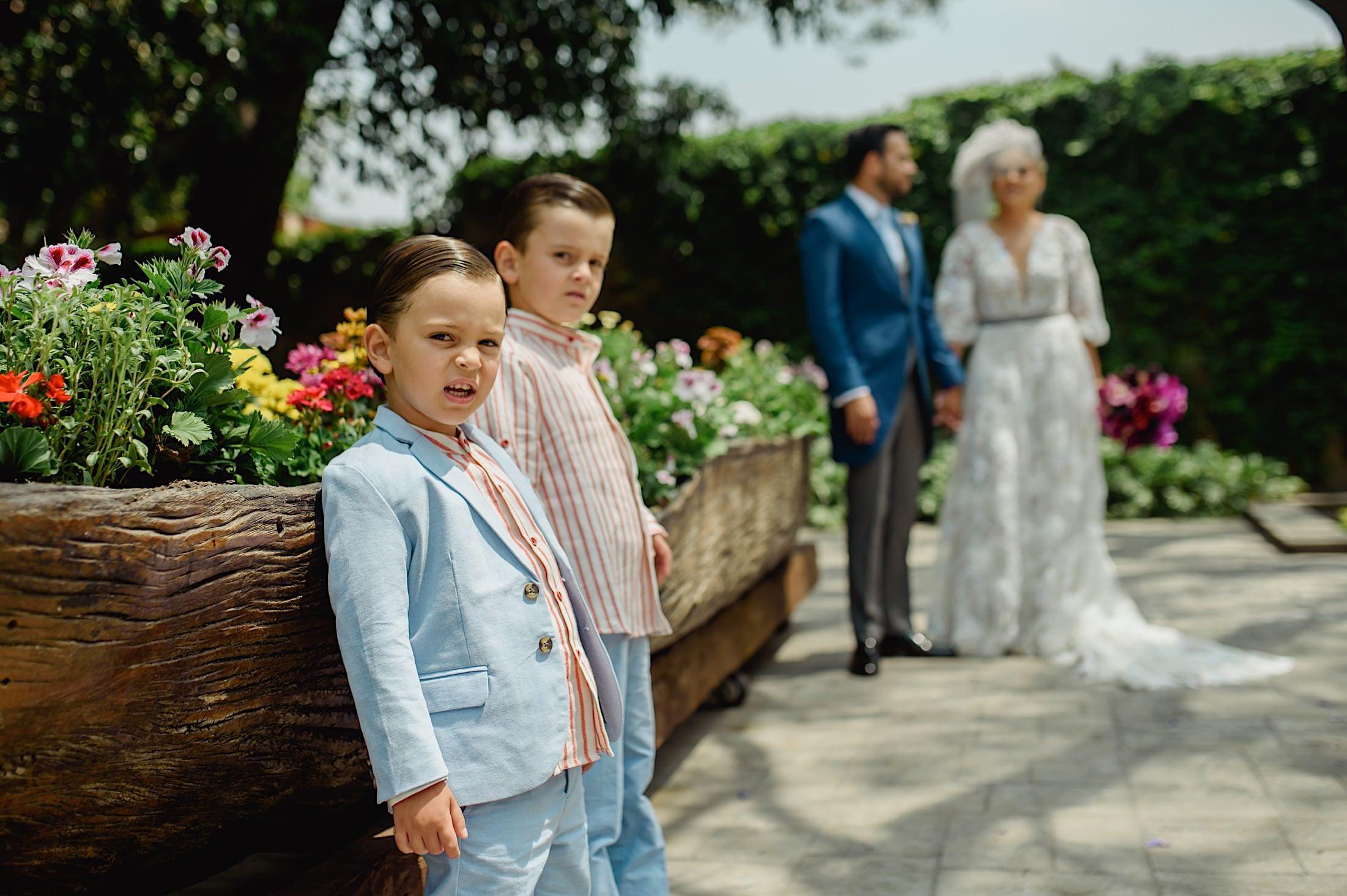 boda en azul talavera