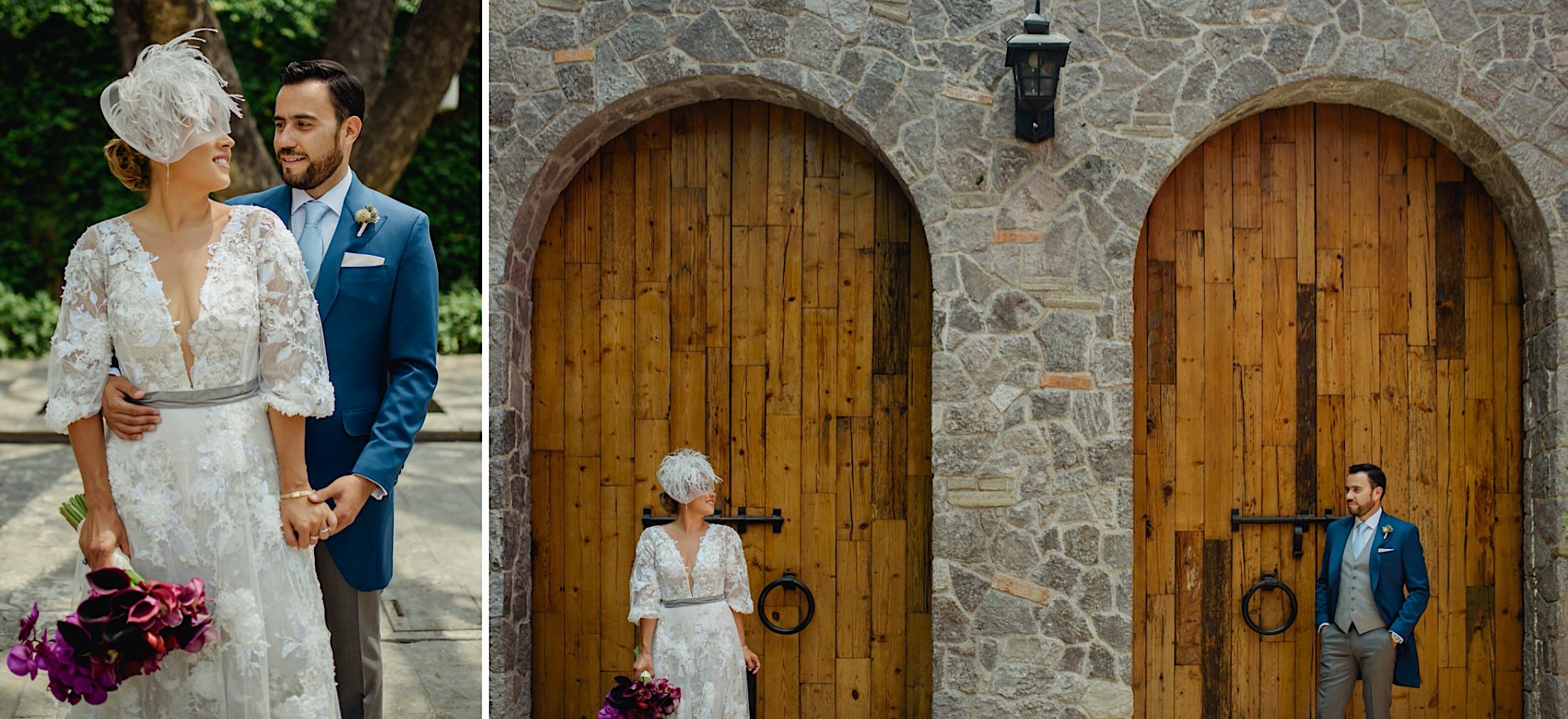 fotos de bodas hotel azul talavera