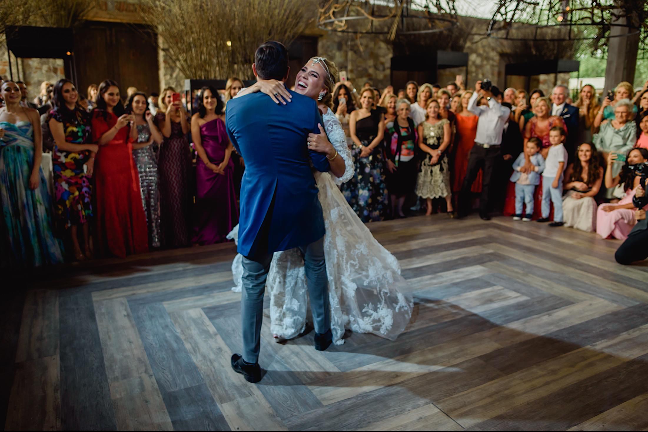 baile de novios bodas puebla