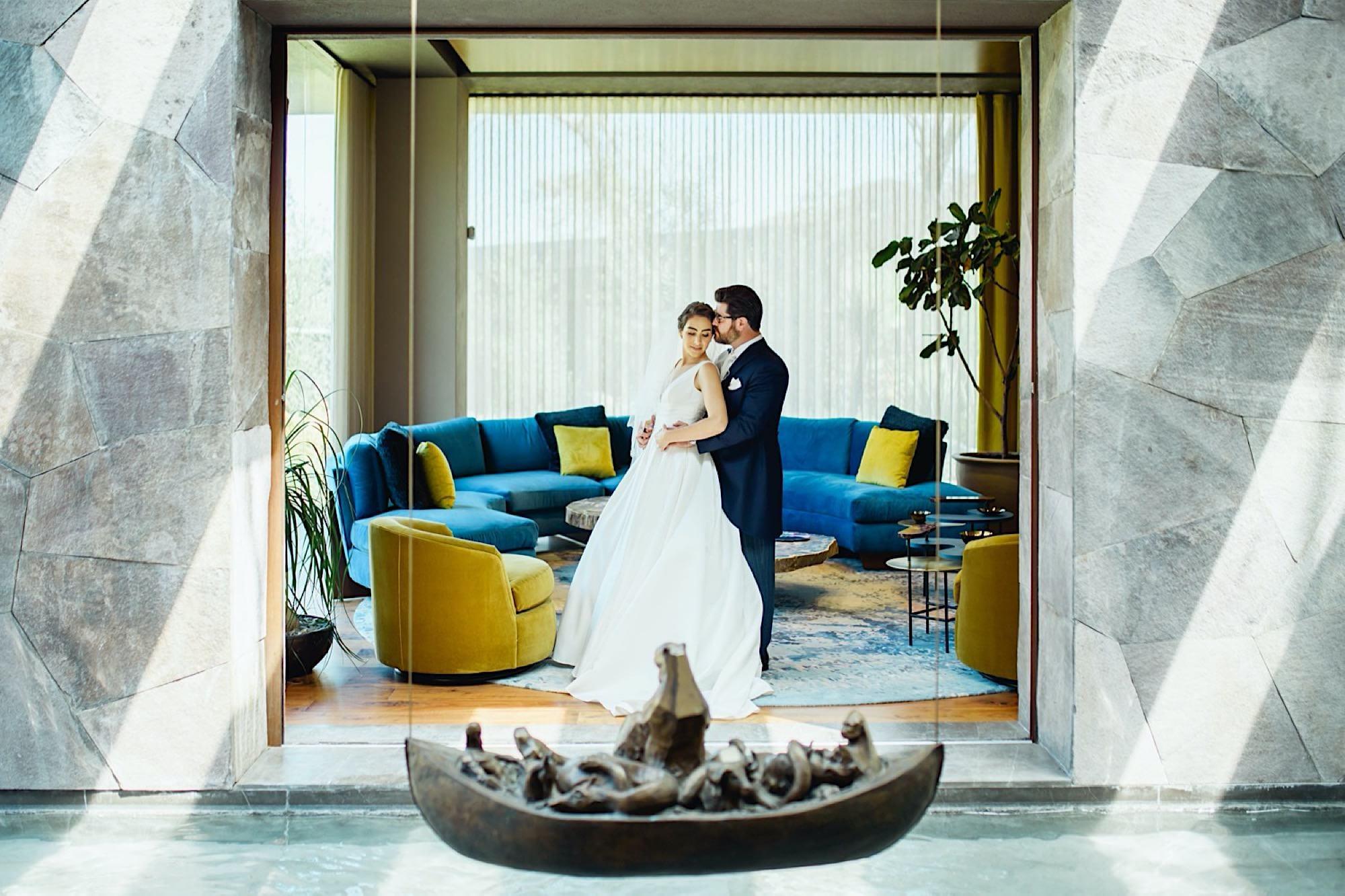 las boda en mexico