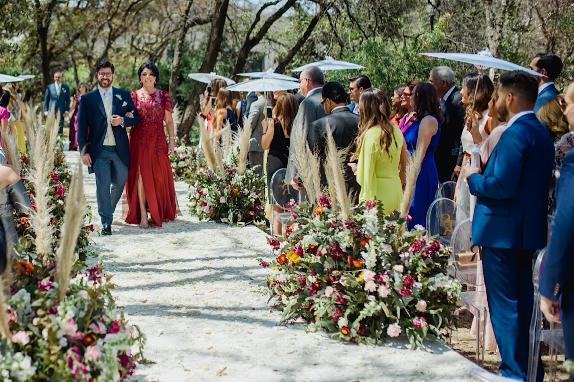 jardin de bodas en cdmx